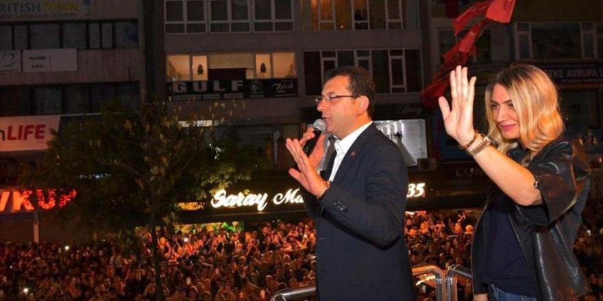 İmamoğlu kendisini Atatürk'e, İBB seçimini ise İstiklal Savaşı'na benzetti