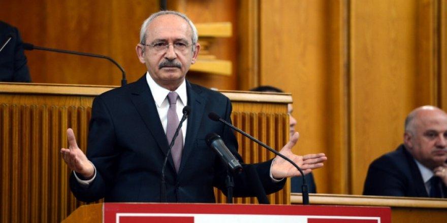 Kılıçdaroğlu Öcalan için açlık grevlerini meclise taşımıştı!