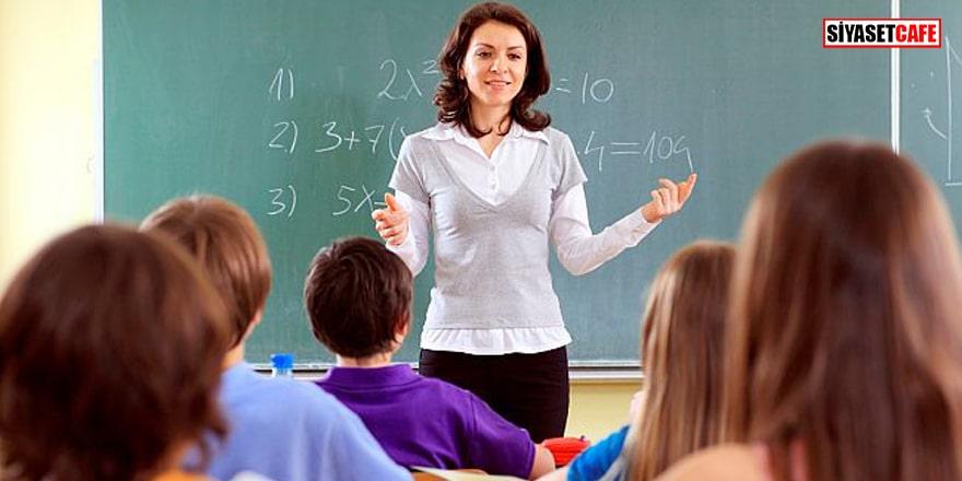 Öğretmenlere büyük müjde