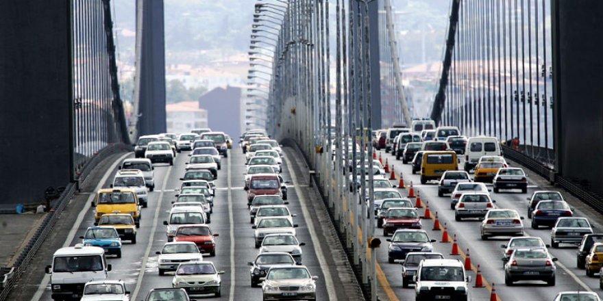 Son Dakika... Köprü cezalarına af teklifi meclise sunuldu