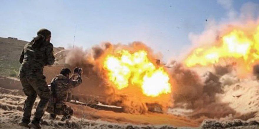 Patlamalarda çok sayıda PKK/YPG'li terörist öldü