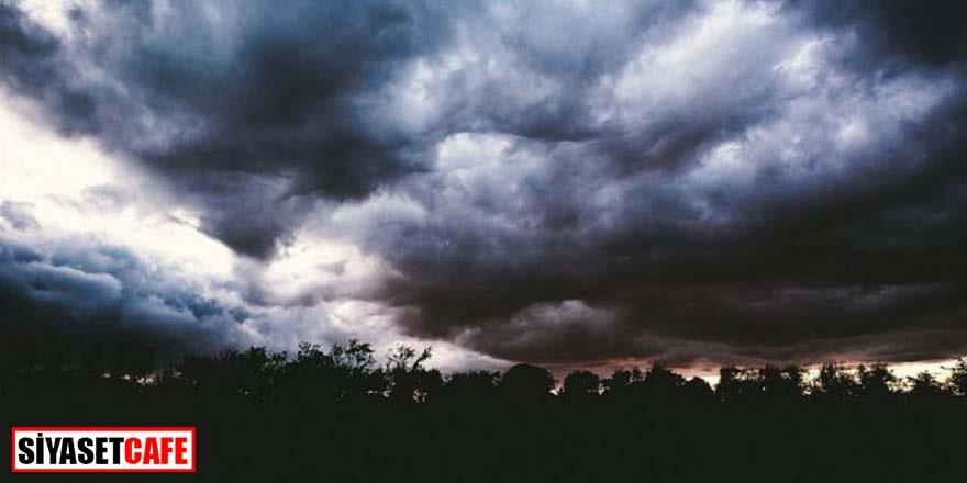 Meteoroloji'den 12 il için uyarı! Kuvvetli rüzgar ve fırtına geliyor