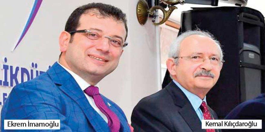 Kılıçdaroğlu, Ekrem İmamoğlu'nu 'geriden' destekleyecek!