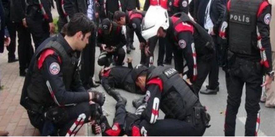İstanbul'da bir polis şehit oldu
