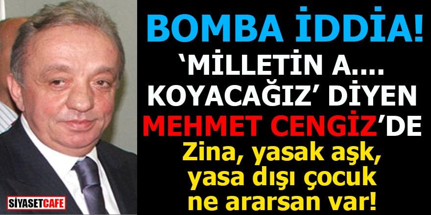Cengiz Holding'in sahibi 'zina' nedeniyle ağır kusurlu!
