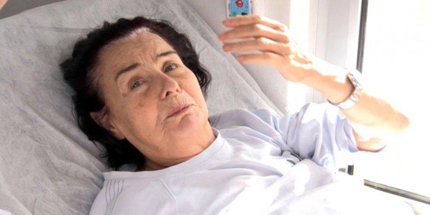 Fatma Girik: Hayatta en büyük korkum...