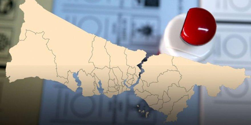 İstanbul seçiminde adaylar kesinleşti!