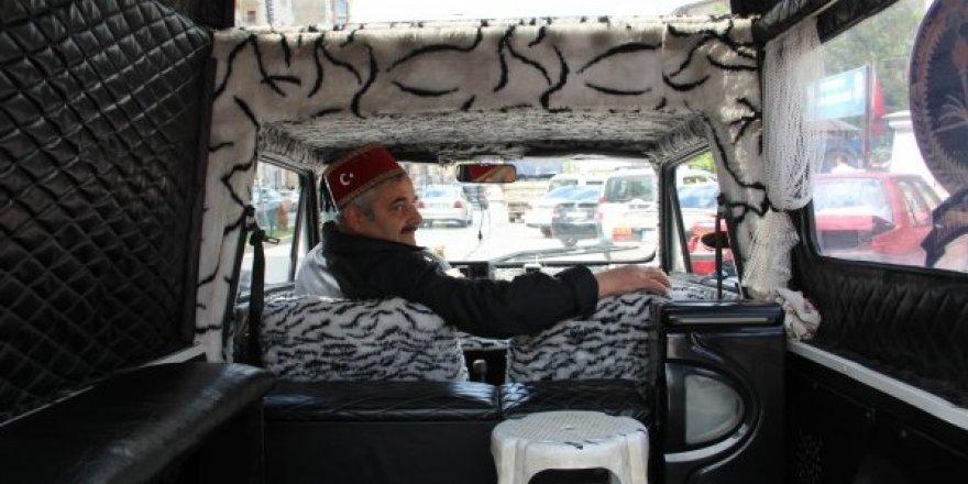 Bu araba alkol alınca bayılıyor!Türk mucit tasarladı...