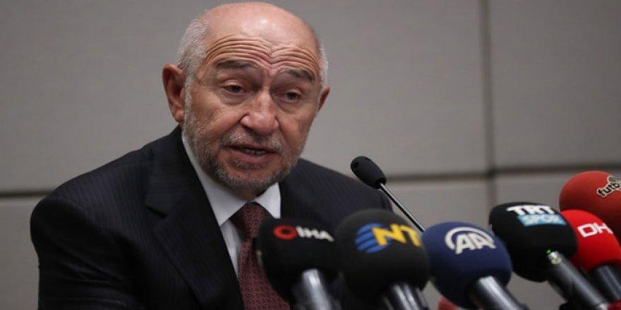 Yeni TFF Başkanı Nihat Özdemir'in yönetimi belli oldu
