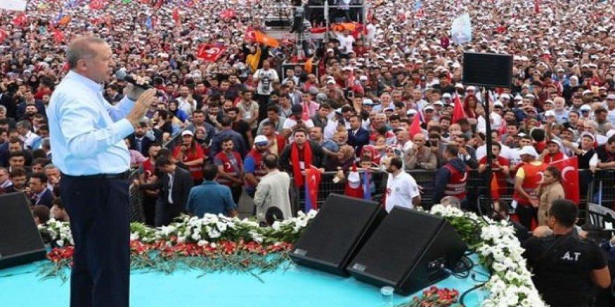 Büyük İstanbul miting tarihi belirlendi!