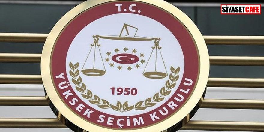 AK Parti'den YSK'ya flaş itiraz