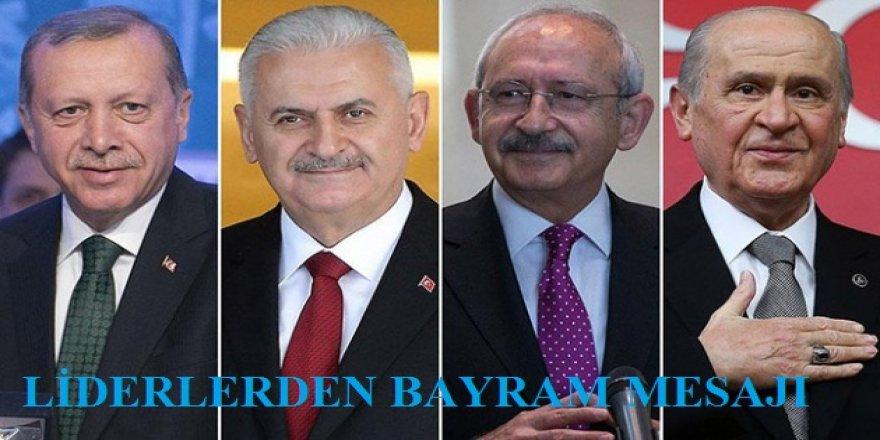 Türk ve Avrupa liderlerinden bayram kutlamaları