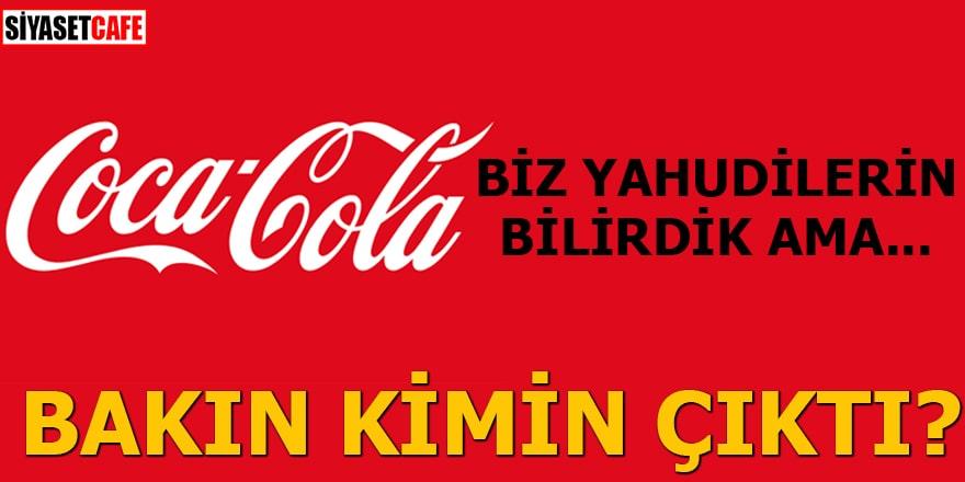 Coca Cola'nın en büyük hissesi bakın kimin çıktı