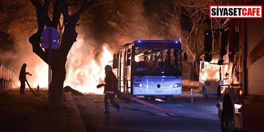 Diyarbakır'da öldürülen terörist Osman Gülen Merasim Sokak saldırısının faili çıktı