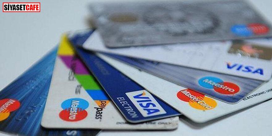 Kredi kartlarında flaş düzenleme!
