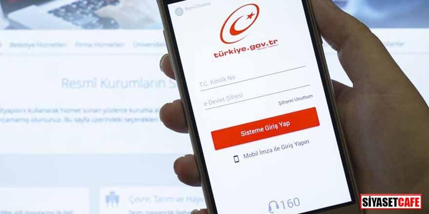 E-Devlet ismi 'Dijital Türkiye'olarak değişiyor