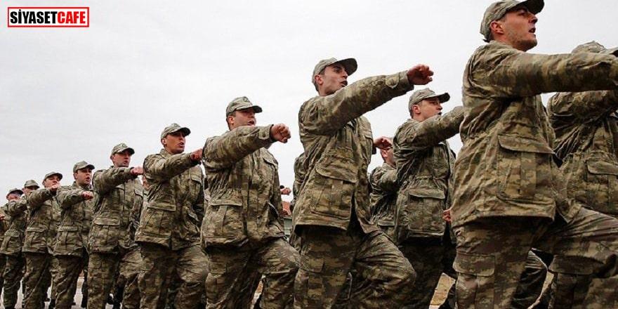 Askerlikte flaş 7 değişiklik