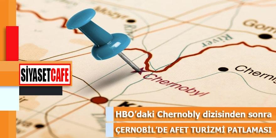 """HBO'daki """"Chernobyl"""" den sonra Çernobil'de Afet Turizmi patlaması yaşanıyor"""