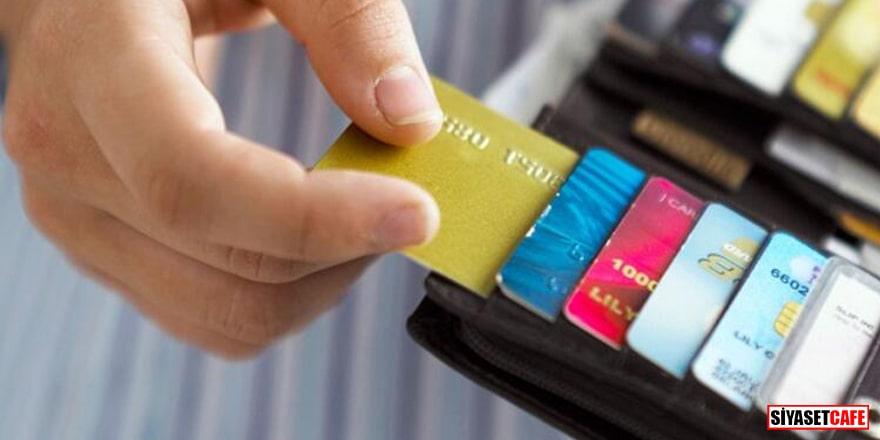 Vatandaş kredi kartı batağında! Borç inanılmaz rakamda