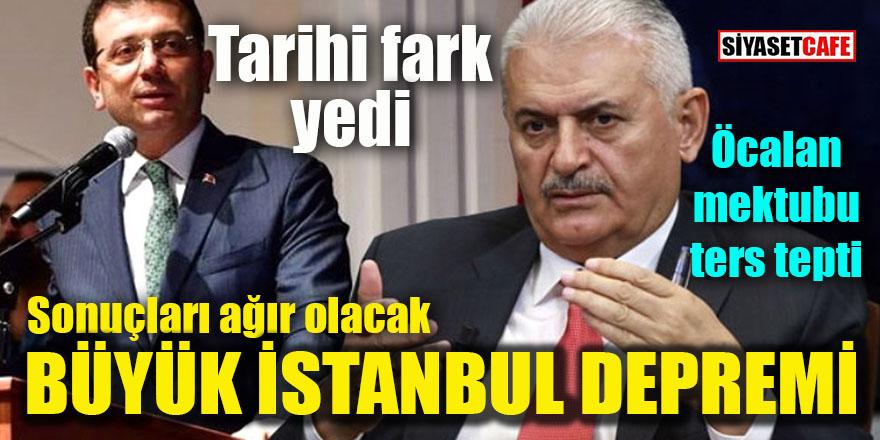 Büyük İstanbul depremi: Tarihi fark var!
