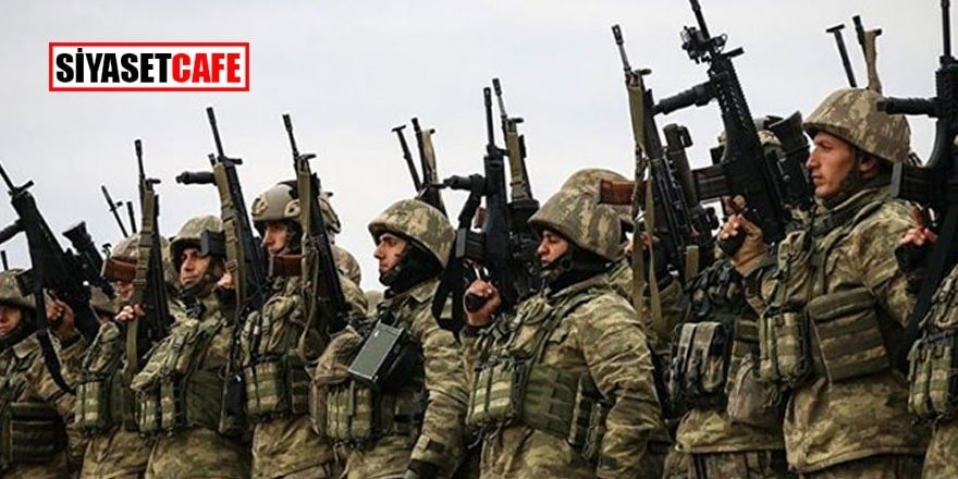Kışlalar boşalıyor, 100 bin asker terhis edilecek