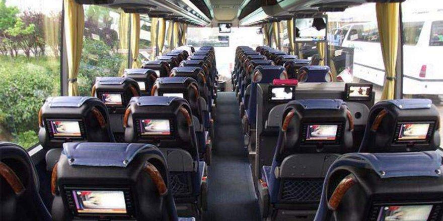 Otobüs biletlerine yüzde 40 indirim geliyor