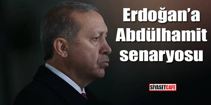 Erdoğan'a Abdülhamit senaryosu