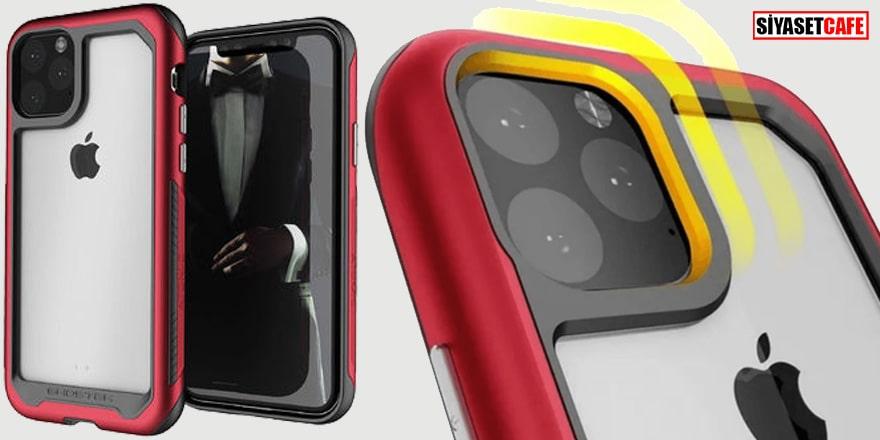 İşte yeni iPhone: Kılıfı bile hazır