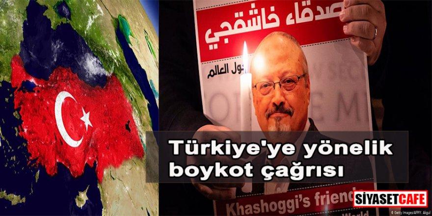 """Suudilerden çirkin kampanya: """"Türkiye'ye gitmeyin"""""""