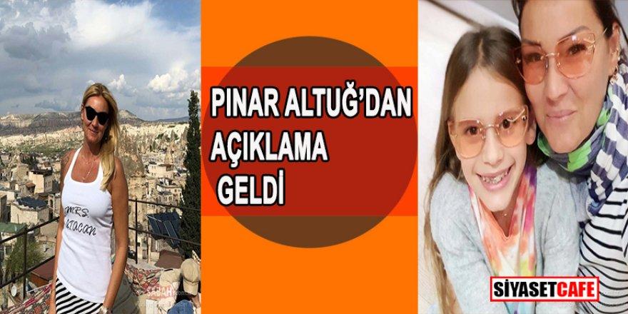 Pınar Altuğ son noktayı koydu
