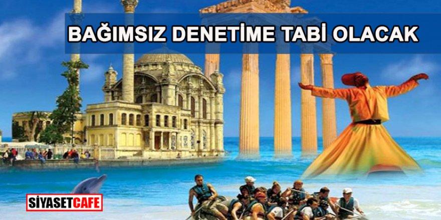TBMM'de turizm için flaş hamle onaylandı