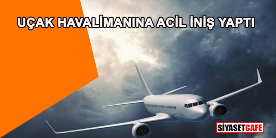 Türbulansa giren uçakta 30 kişi yaralandı