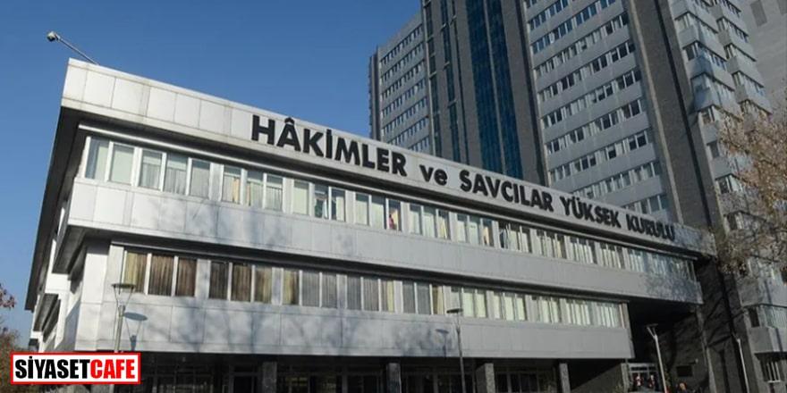 HSK karar verdi! 9 hakim ve savcı görevden uzaklaştırıldı