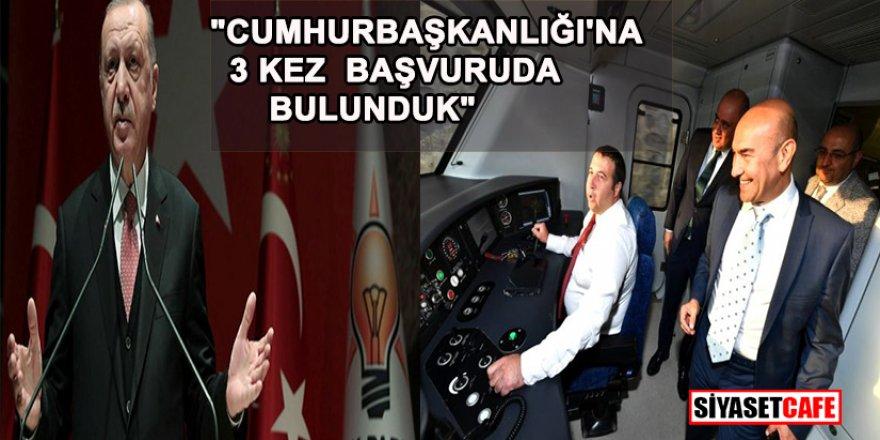 Tunç Soyer'den Erdoğan'a onay teşekkürü