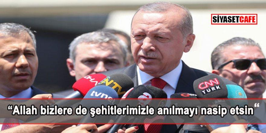 Cumhurbaşkanı Erdoğan'dan flaş çağrı