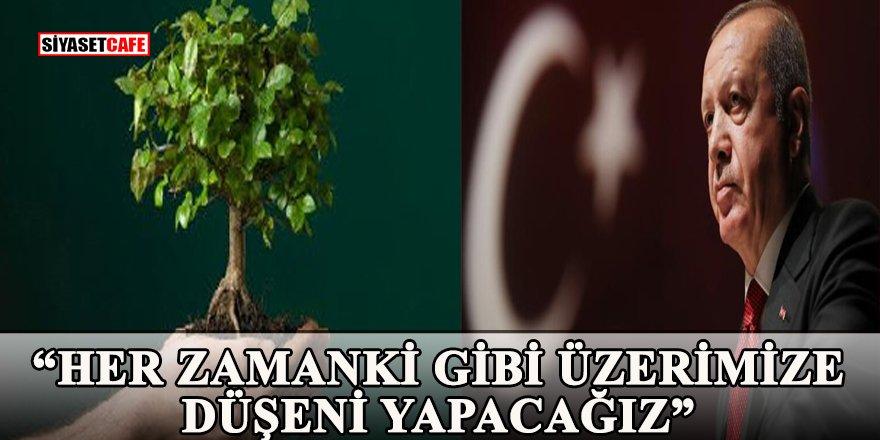 Erdoğan'dan Bayram açıklaması geldi!