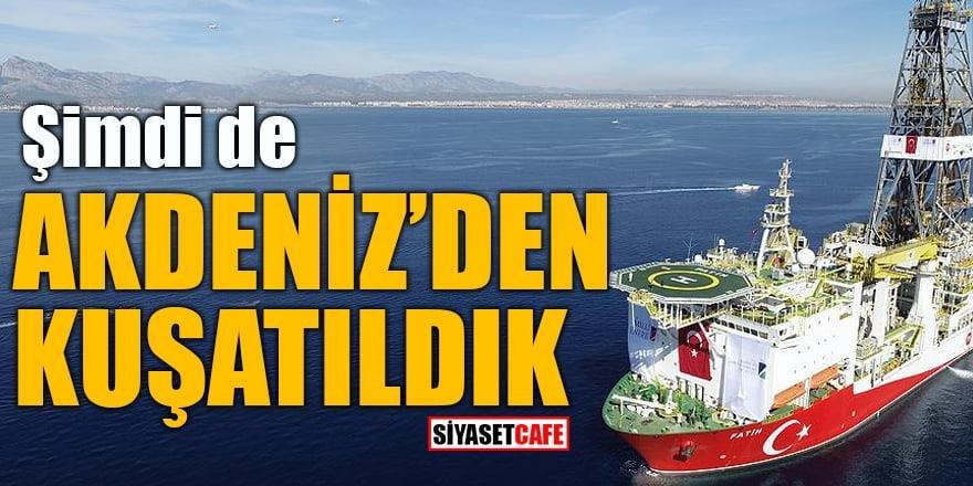 Şimdi de Akdeniz'den kuşatıldık! Akdeniz'de neler oluyor?