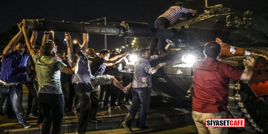 15 Temmuz Milli Birlik Destanı sergisi Taksim'de açıldı