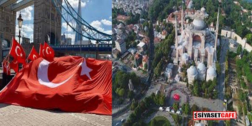 İstanbul ve Londra'da eşzamanlı anma