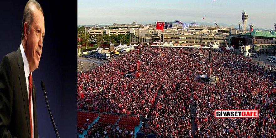 Cumhurbaşkanı Erdoğan: Hep birlikte Türkiye olacağız