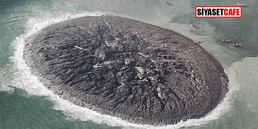 Pakistan'daki ada nereye gitti? Uydu fotoğraflarında birden kayboldu!