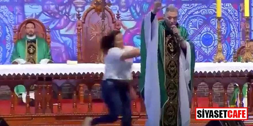 Şişman kadınlar cennete gidemez diyen rahibin sonu kötü oldu