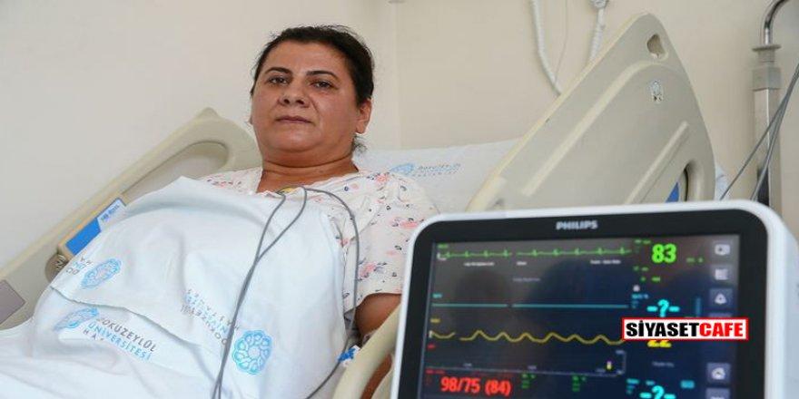 Doktorlar hastanın dakikada 360 atan kalbini yakarak tedavi etti