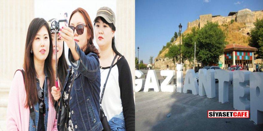 Dikkat! Çinliler Gaziantep'e geliyor