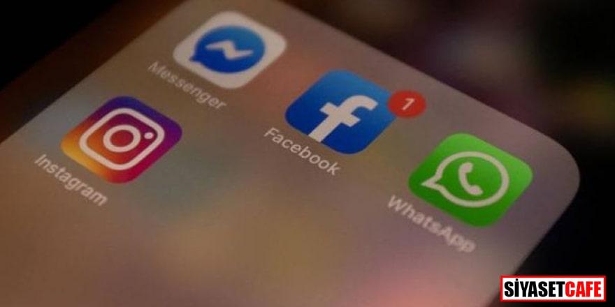 WhatsApp, Instagram ve Facebook çöktü! Erişim yok