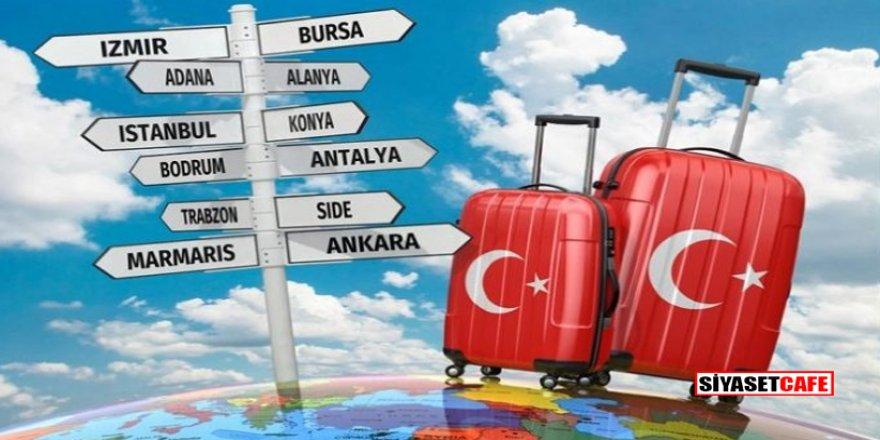 Turizmde rekor! Bayramda 10 milyon yolcu tatile gidiyor