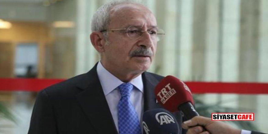 Kılıçdaroğlu'ndan  Erbil saldırısı ile ilgili flaş açıklama