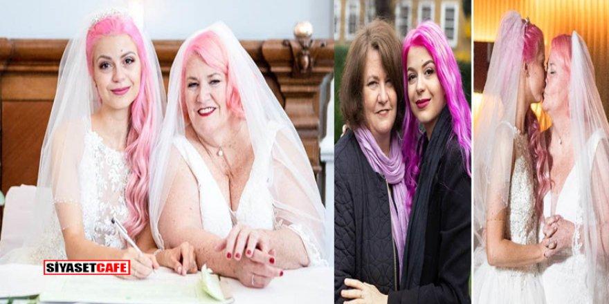 Ünlü YouTuber 61'lik kız arkadaşıyla evlendi