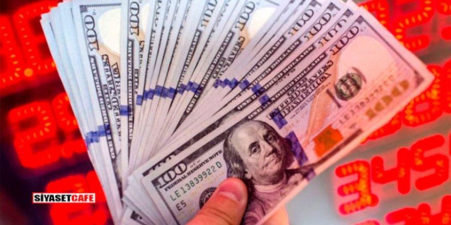 Dolarda inanılmaz değişim
