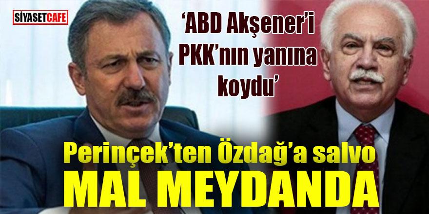Perinçek FETÖ iddiasını yineledi: ABD Akşener'i PKK'nın yanına koydu